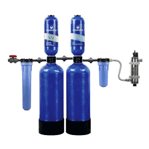 Aquasana 500,000 Gallon Pro Well Rhino+Softener Image
