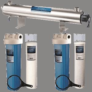 Bluonics 110W UV + Sediment&Carbon Image